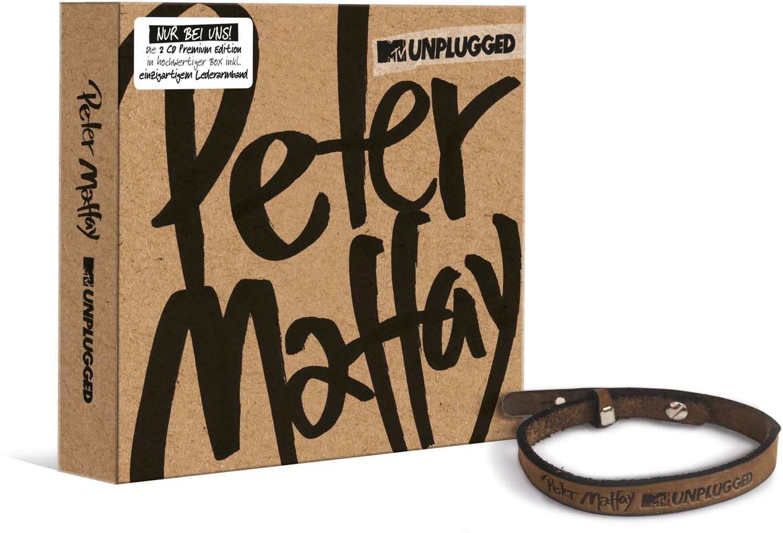 Peter Maffay - MTV unplugged (CD + Merchandising)