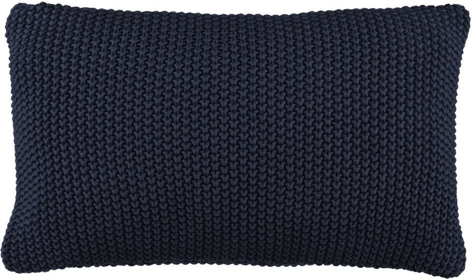 Marc O´Polo Home Nordic Knit 30x60cm indigo blue