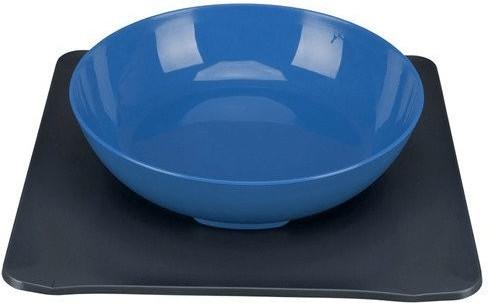 Trixie Yummynator Napfsystem 850 ml blau grau