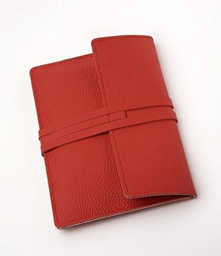 Bookchair Tolino Shine Echtledertasche rot (4260192240530)