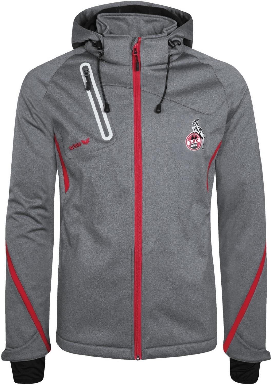 Erima 1. FC Köln Softshelljacke Function 2017/2018