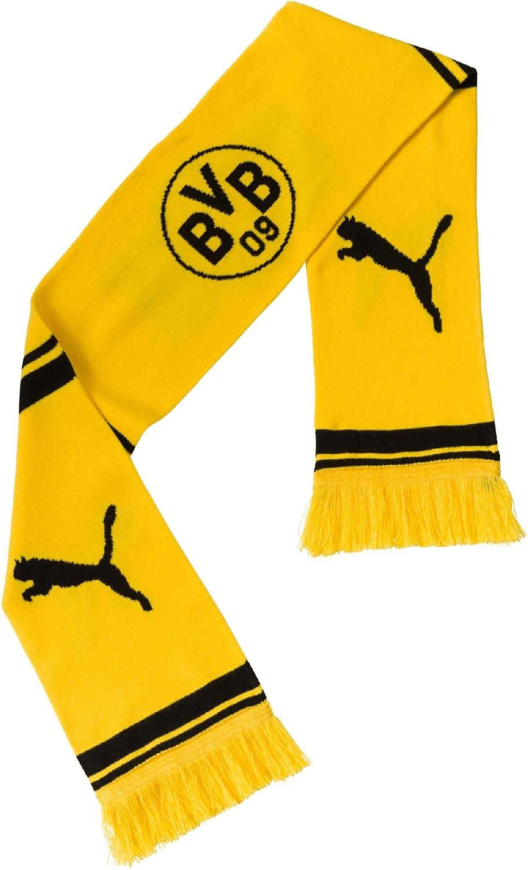 Puma Borussia Dortmund Fan Schal cyber yellow/p...