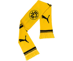 Puma Borussia Dortmund Fan Scarf cyber yellow/puma black