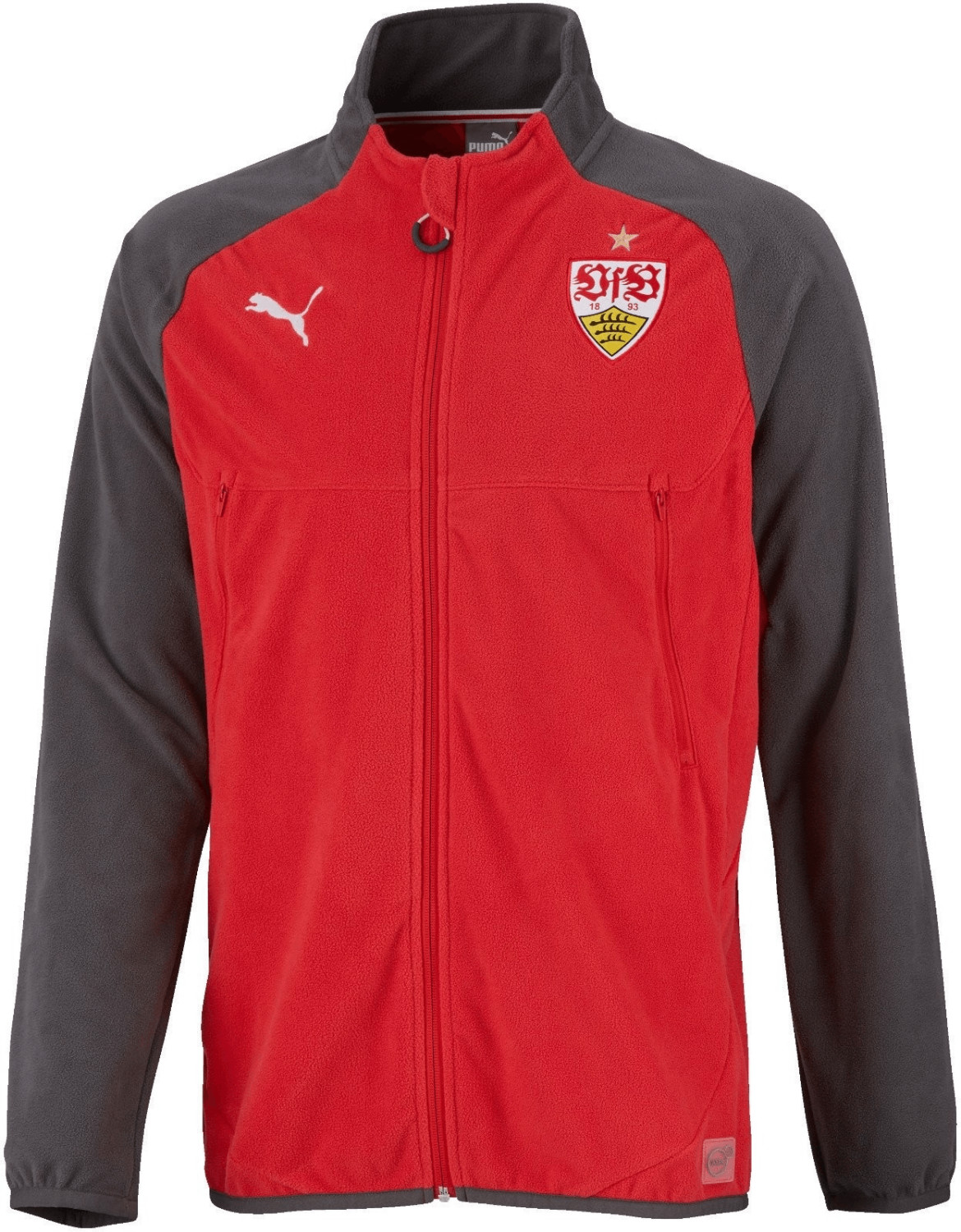 Puma VfB Stuttgart Fleece Trainingsjacke Kinder...