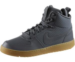 NIKE Court Borough Mid Winter Herren Sneaker Braun