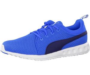 puma carson mesh blau