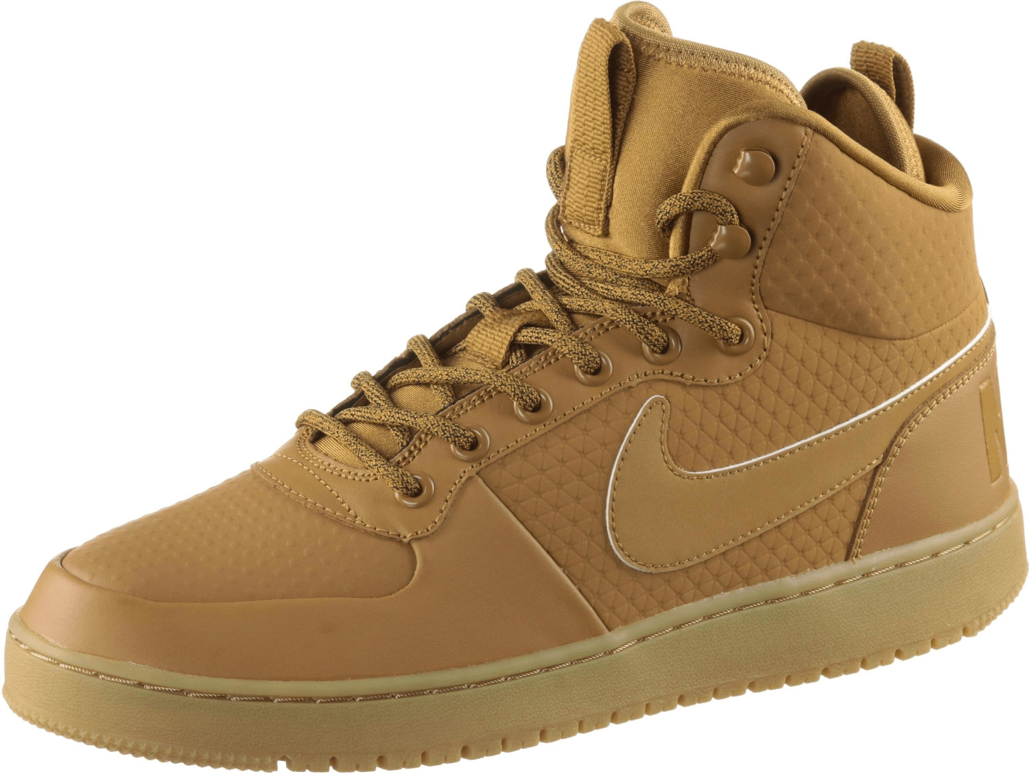 Nike Court Borough Mid Winter wheat/wheat/black/gum light brown