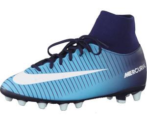 b58009e9ecc98 Nike Mercurial Victory VI DF AG-Pro Jr obsidian gamma blue white ...
