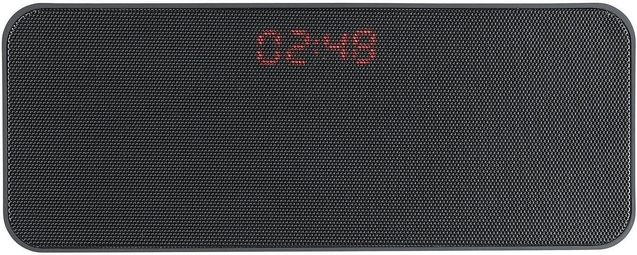 Auvisio Bluetooth-Stereo-Lautsprecher mit Freisprecher, MP3, FM-Radio, 20 Watt