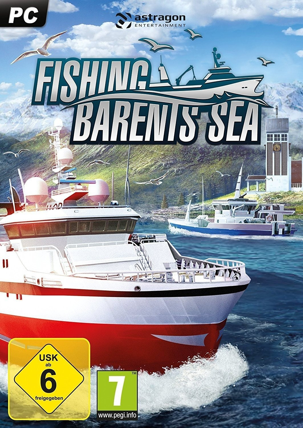 Fishing: Barents Sea (PC)