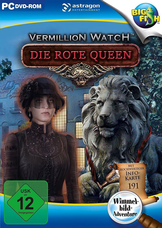 Vermillion Watch: Die Rote Queen (PC)