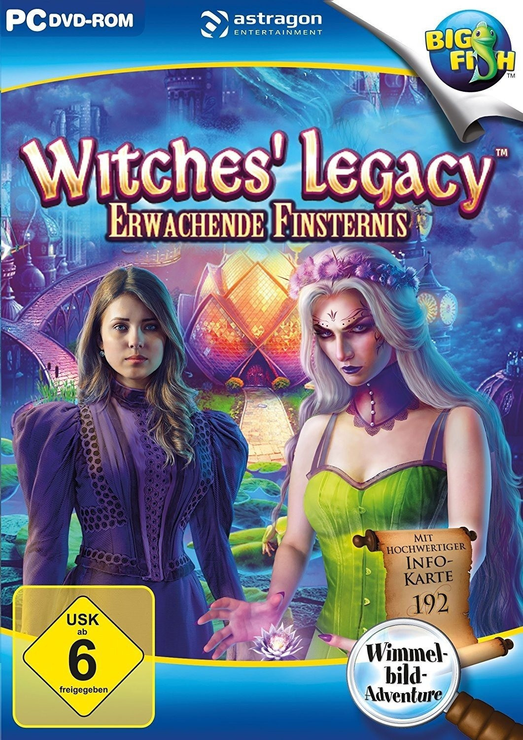 Witches Legacy: Erwachende Finsternis (PC)