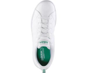 Adidas Advantage Clean VS K ftwr whiteftwr whitegreen ab