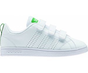 e820544ce60 Adidas NEO VS Advantage Clean CMF K ftwr white ftwr white green au ...