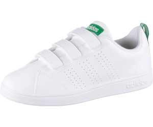 Adidas NEO VS Advantage Clean CMF K ftwr white/ftwr white/green