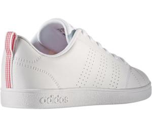 Adidas Advantage Clean VS K ftw whiteftw whitepink au