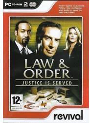 Law & Order: Bei Aufschlag Mord (PC)