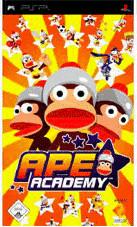 Image of Ape Academy (PSP)
