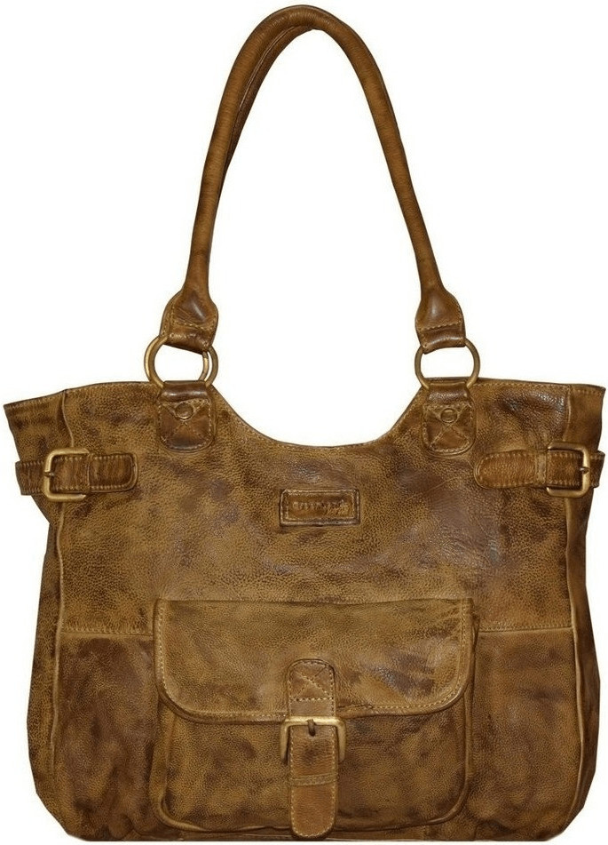 Greenland Soft Bags yellow brown (2651)