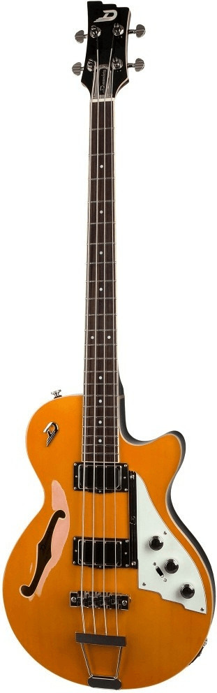 Duesenberg Starplayer Bass TO (Transparent Orange)