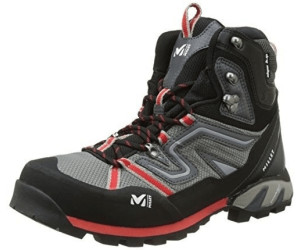 High Route Mesh - Chaussures trekking homme Grey / Red 44.2/3 se6pw