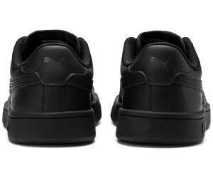 Puma Smash v2 L JR Junior Kinder Sneaker Schuhe Leder weiß