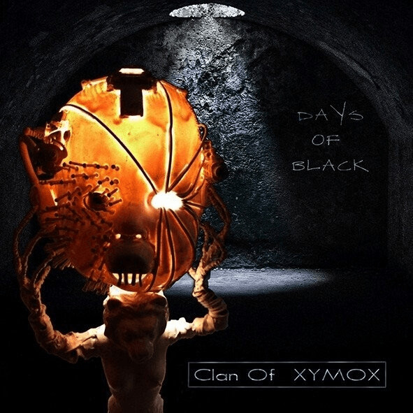 Clan Of Xymox - Days Of Black (Ltd., 180g, Tran...