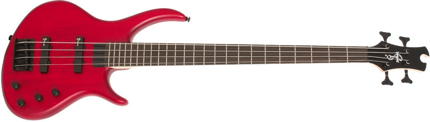 Epiphone Toby Deluxe IV TR (Trans Red)