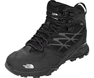 The North Face Hedgehog Hike Mid GTX Shoes Women Dark Shadow Grey/Wood Violet 10,5 (EU 41,5) 2017 Trekking- & Wanderschuhe
