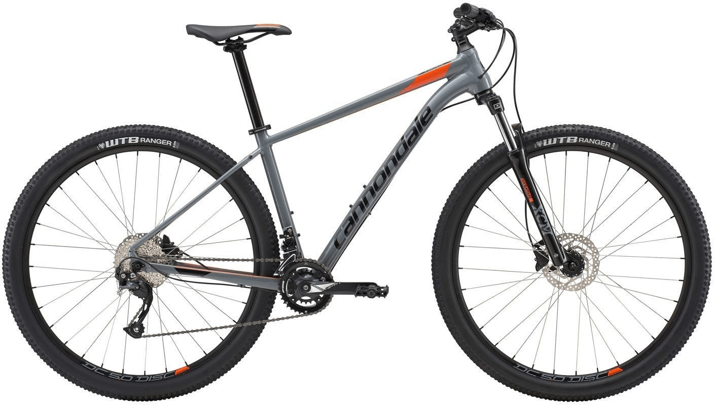 Cannondale Trail 7 (27.5) (2018) grey