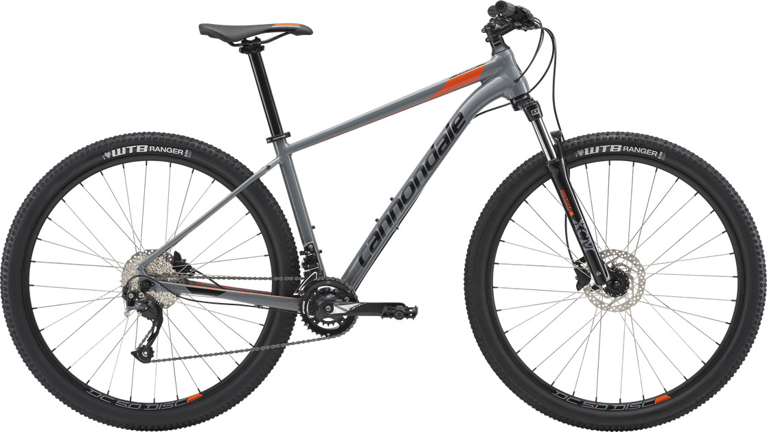 Cannondale Trail 7 (29) (2018) grau