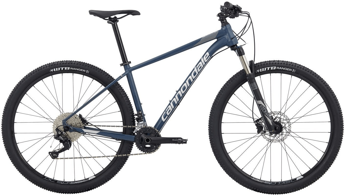 Cannondale Trail 4 (29) (2018) grau