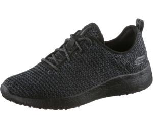Skechers Burst Donlen Sneaker Charcoal Grau