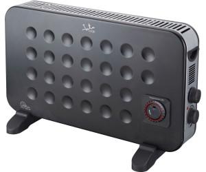 Calefactor Horizontal 2000 W Negro Jata