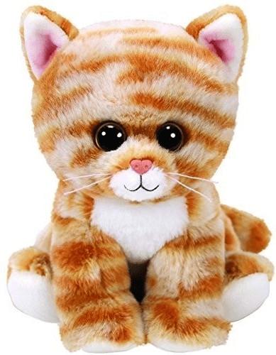 Ty Beanie Babies - Katze Cleo 15 cm