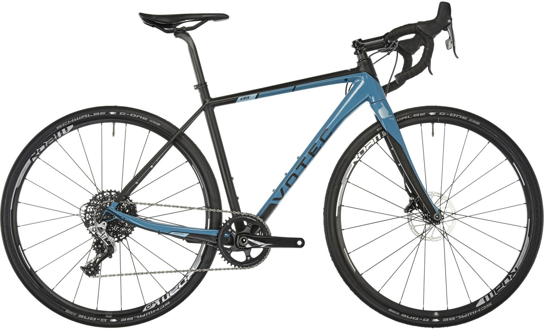 Votec VRX Pro (2018) black/petrol blue