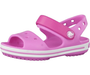 4b711b36e43d Buy Crocs Crocband Sandal Kids candy pink party pink from £16.66 ...