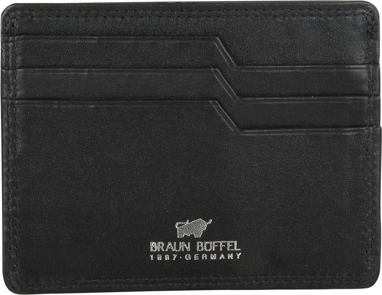 Braun Büffel Golf RFID black (90013-051)