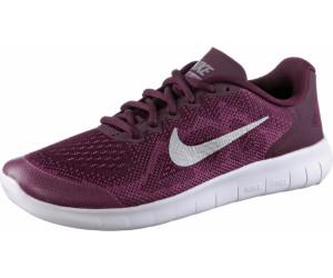 Nike Free RN 2 GS bordeauxmetallic silvertea berry ab 71