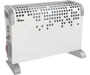 Termoconvettore Elettrico Argo Stufa Elettrica 2000 Watt Timer Bianco Jazz T