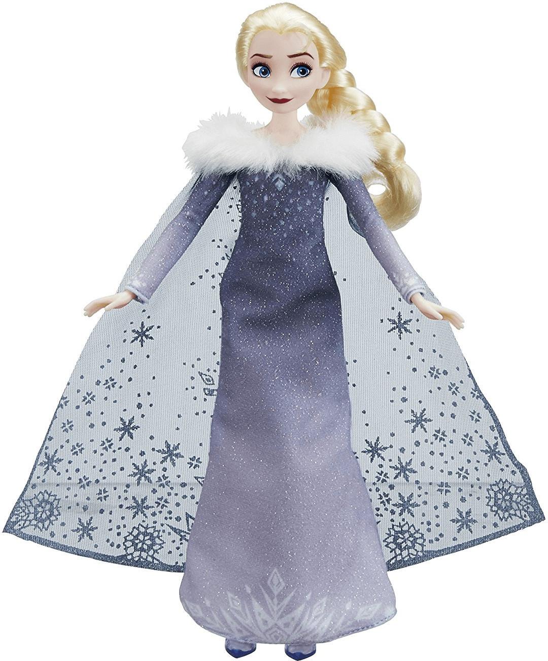 Hasbro Frozen Singing Elsa Fashion