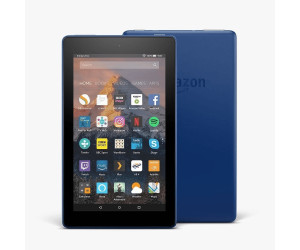 buy amazon fire 7 16gb 2017 marine blue from. Black Bedroom Furniture Sets. Home Design Ideas