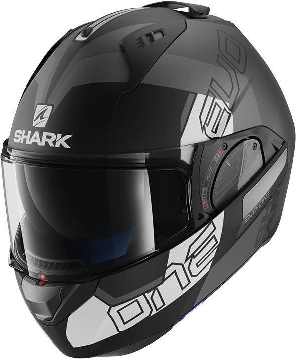 SHARK Evo-One 2 Slasher black/white