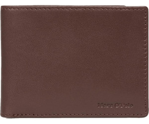 Marc O/'Polo W51 Copenhagen Combi Wallet XS Geldbörse Cognac Braun Neu