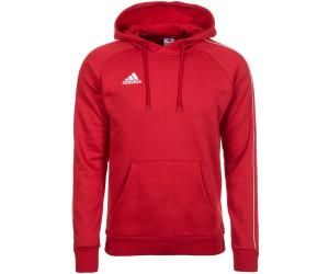 Adidas Herren Hoody Core 18 (CV3337) power redwhite ab € 19