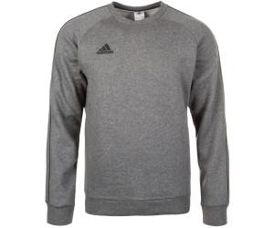 Adidas Herren Sweatshirt Core 18 (CV3960) dark grey heather