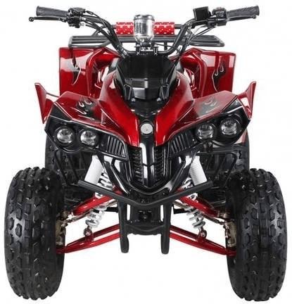 Actionbikes Kinder Quad ATV S-10 125 cc metalli...