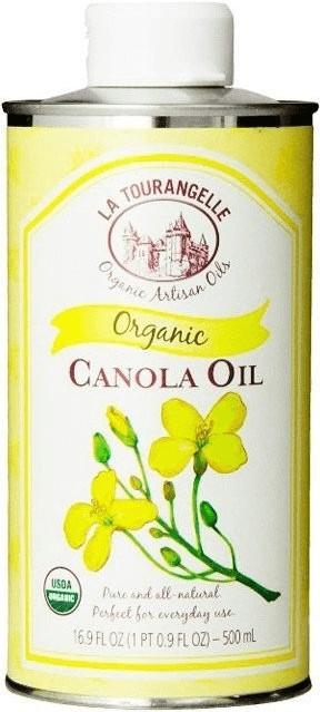 La Tourangelle Raps-Öl Nativ (250 ml)