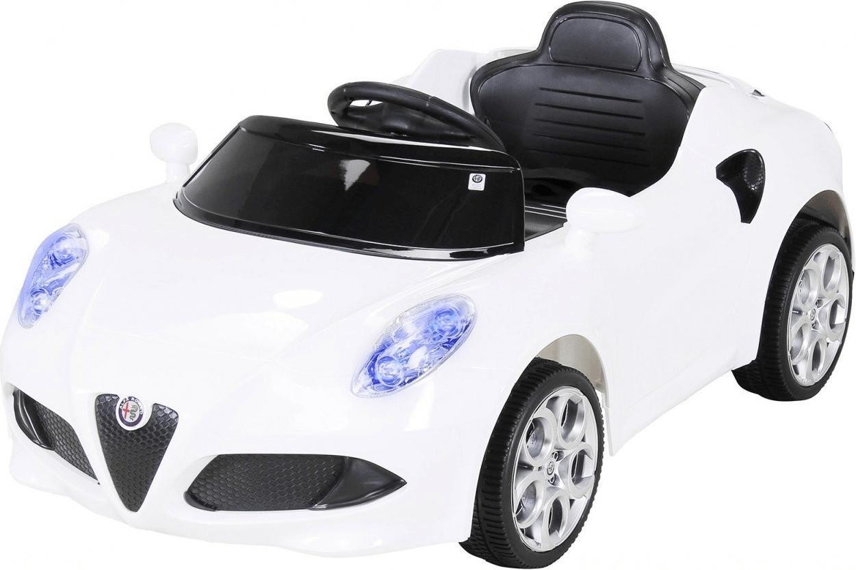 Miweba Elektroauto Alfa Romeo 4C lizenziert