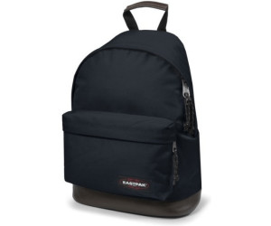 Sac à dos Eastpak Wyoming fond cuir Traditional Navy bleu YQvASGAYr0